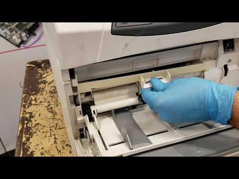 HP 4250 4240 4350 Fuser Maintenance Kit Installation Instructions Q5421A RM1-1082 VIDEO