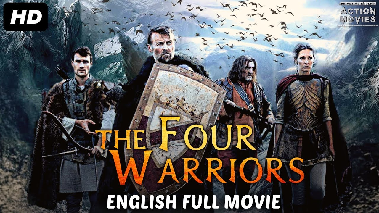 The Four Warriors - New Released 2018 Full English Movies | Hollywood Movies 2018 | Action Movies