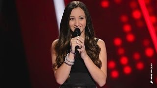 Maddison Sings At Last | The Voice Kids Australia 2014