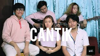Kahitna - cantik ( cover by ...