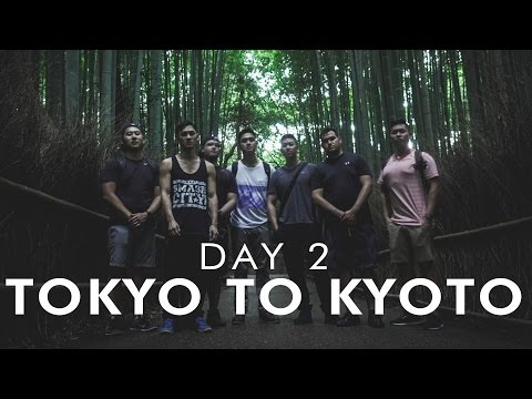 Tokyo's Trains to Kyoto's Bamboo Forests