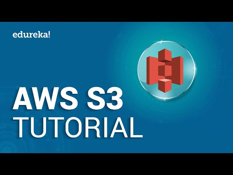AWS S3 Tutorial For Beginners |  AWS Certified Solutions Arc