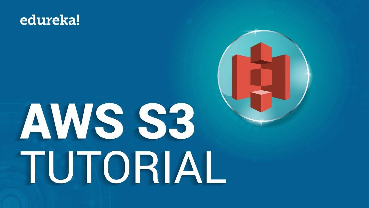 AWS S3 Tutorial | Guide to S3 AWS for AWS Solution