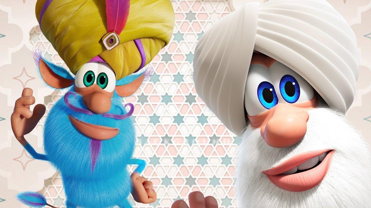 Буба | Буба и Джинн | Смешной Мультфильм 2021  👍  Kedoo мультики для детей