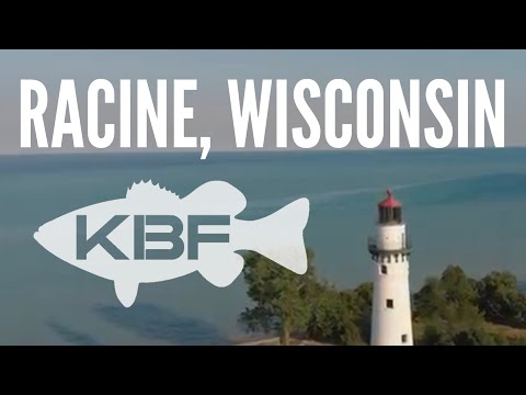 Kayak Bass Fishing Toad Trip | Racine, Wisconsin