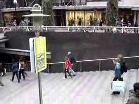 Saturday Shopping Koopgoot Beursplein Rotterdam Holland Youtube