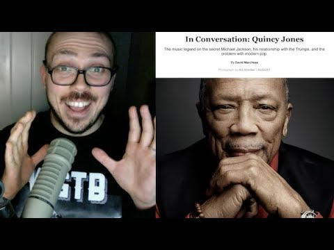 Quincy Jones Calls The Beatles