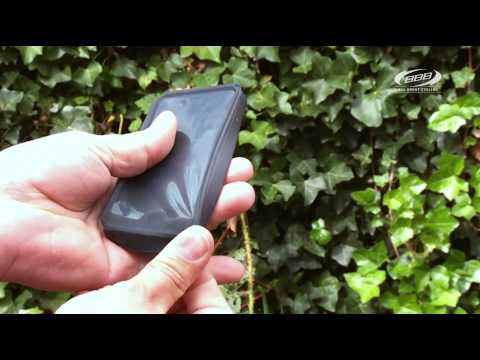 BBB Cycling product movie: BSM Patron phone mounts (EN)