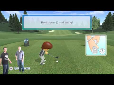 Wii Sports Club: Giant Bomb Quick Look