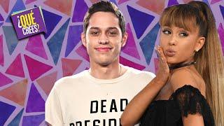 Ariana Grande está comprometida con su nuevo novio   Qué Crees