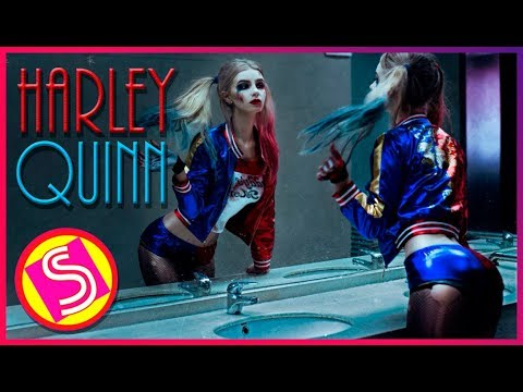 Harley Quinn Creepy Face Best Videos Compilation - Best Cosplay Makeup #HarleyQuinn #SuicideSquad