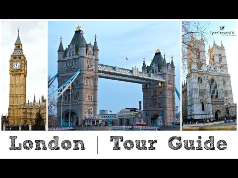 London | Travel Guide & Overview 2016 | HD 1080p