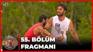 Survivor 55. Bölüm Fragmanı   ATAKAN BİTTİ!