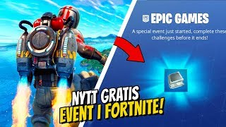 NEW FREE EVENT IN FORTNITE! * MASS PRICES * UPDATE VIDEO