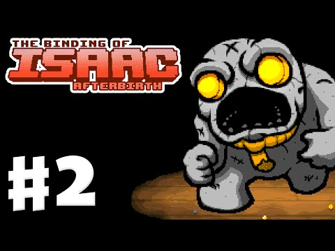 The Binding of Isaac: Afterbirth - Gameplay Walkthrough Part 2 - Greed Mode with Azazel! (PC)