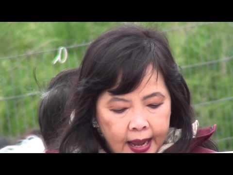 Khanh thanh Tuong Dai Thuyen Nhan o Almere  (Holland) 30 4 2016 11/12) Ban xay Tuong Dai cam ta