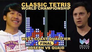West Coast Qualifier Finals - Who Wins a Trip to Portland?