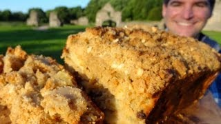 Apple Crumble Loaf: Perfect Picnic Cake Or Warm At Home