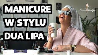 Manicure w stylu Dua Lipa by Provocater