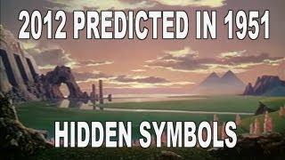 "2012 Predicted In 1951 Movie ""When Worlds Collide"" - Hidden Symbols"