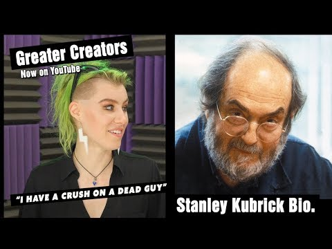 "Our 3 part ""Stanley Kubrick: The Greatest Director"" Bio is finally on YouTube!"