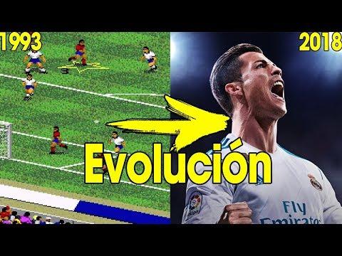 El Origen Y Evolución de FIFA (Juego)