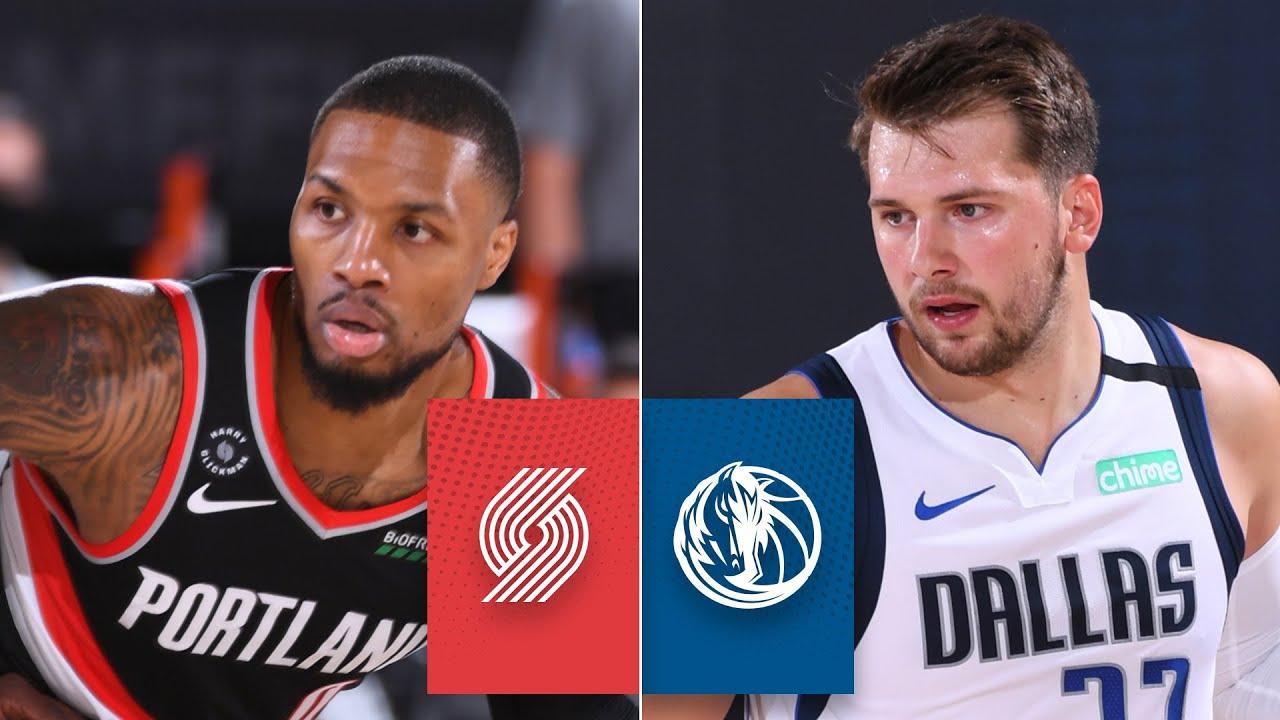 Trail Blazers vs. Mavericks - Game Recap - August 11, 2020 - ESPN