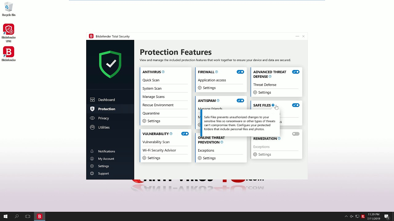 Bitdefender 2020 Review.Bitdefender Total Security 2020 Review
