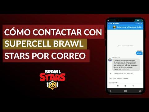 Cómo Contactar con Supercell Brawl Stars por Correo Fácilmente