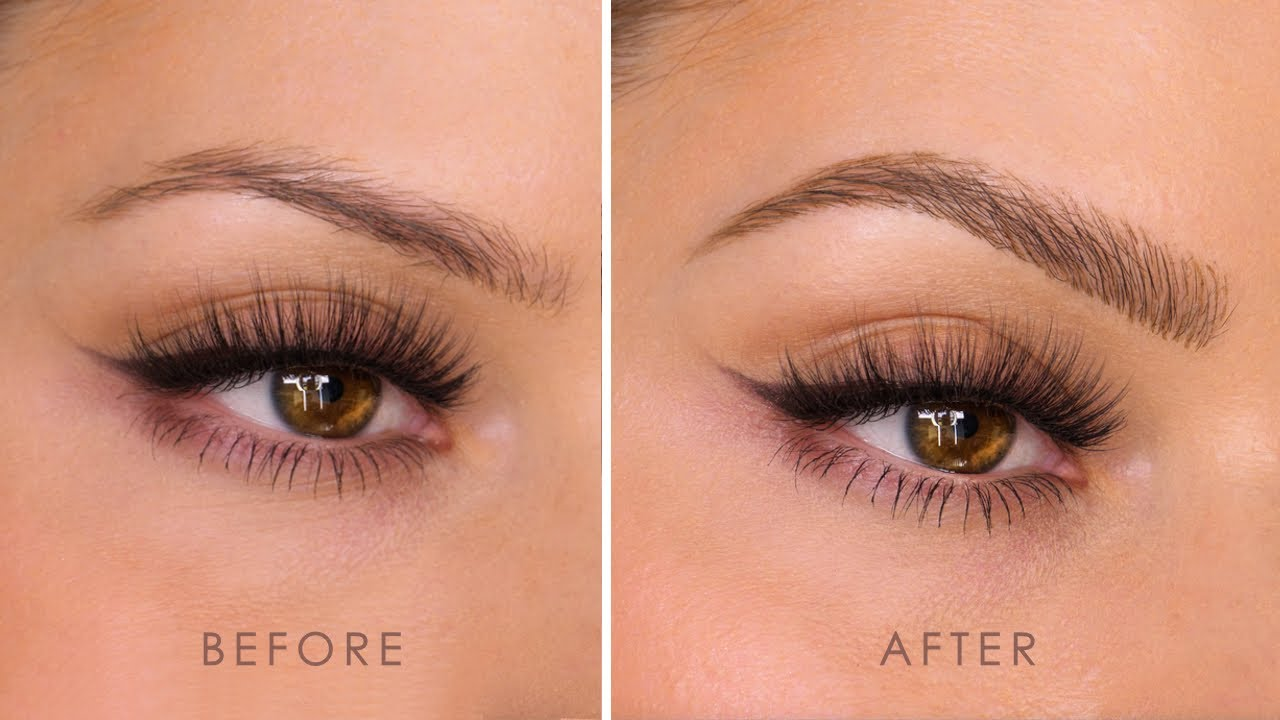 Download Natural Fluffy Eyebrow Tutorial   How-To   Shonagh Scott