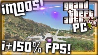 GTA 5 PC - MOD - ¡+150% FPS! ¡Gráficos ULTRA-BAJOS!