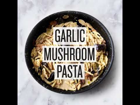 Jamie Oliver 5 Ingredients Quick Easy Food Garlic Mushroom Pasta Youtube
