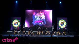 St. Paul College - Terpsichore - Crissa Synergy Year 9 Finals - HS Category (Wide Cam)