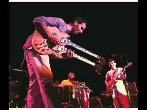 Carlos Santana & John McLaughlin - 09/04/73 - Santa Monica, CA