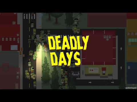 DEADLY DAYS Gameplay [1440p 60FPS QHD PC ULTRA Graphics] |