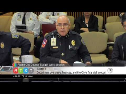 ATCEMS Leadership answers Austin City Council Questions about budget and EMS Delivery models