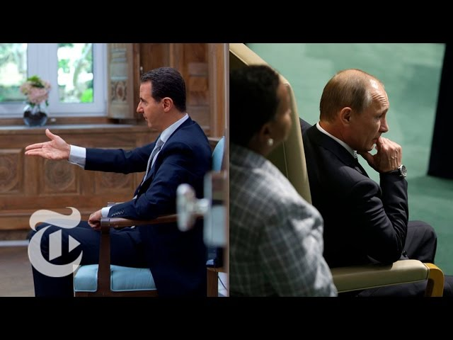 How Syria And Russia Spun A Chemical Strike | NYT Investigates