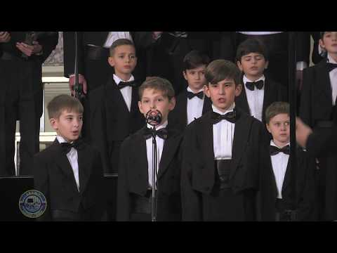 La Peregrinación - Alouette - Ariel Ramírez - Moscow Boys' Choir DEBUT