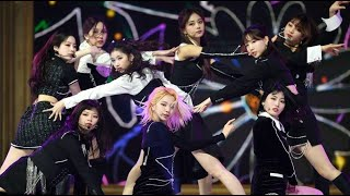TWICE performance with Jeongyeon More  More + I Cant Stop Me  30th Seoul Music Award 2021