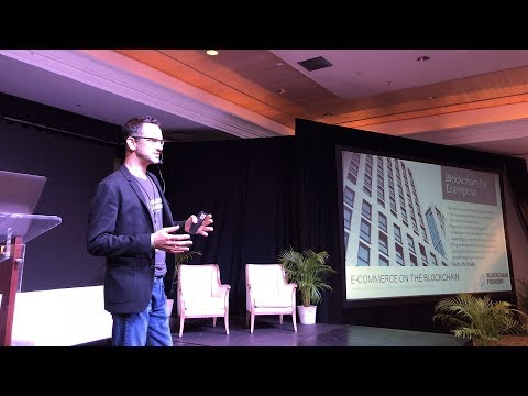 Sebastian Schepis Speaks at the Bahamas Blockchain & Cryptocurrency Conference 2018: #BBCC2018