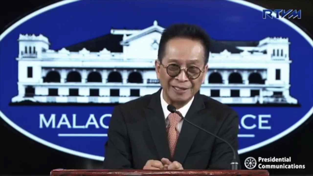 Palace: 'Be thankful' if China built maritime rescue center in West Philippine Sea