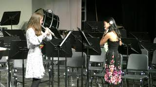 MCHS Flute Duet May 2018