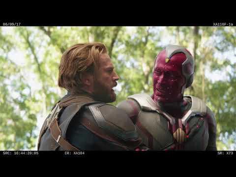 Marvel Studios Avengers: Infinity War - Gag Reel #2