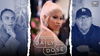 Nicki Minaj & Husband Kenneth Petty's Run-In Altercation With Meek Mill Goes Viral