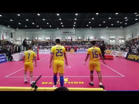 Sepak Takraw | 32nd King's Cup 2017 | Men's Team Regu Event - Final | Thailand VS Korea - 2nd Regu