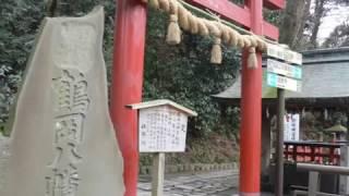本宮 舞殿 #鶴岡八幡宮 #鎌倉市 #神奈川 観光一日目13 Japan Kamakura T...