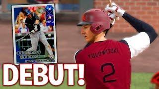 DIAMOND TROY TULOWITZKI DEBUT! *Road To Goat Squad* MLB The Show 18   Diamond Dynasty thumbnail