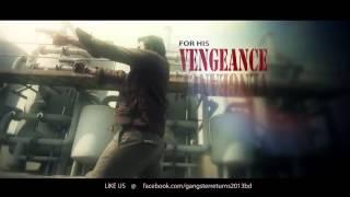 Bangla Movie Gangster Returns Trailer 2014