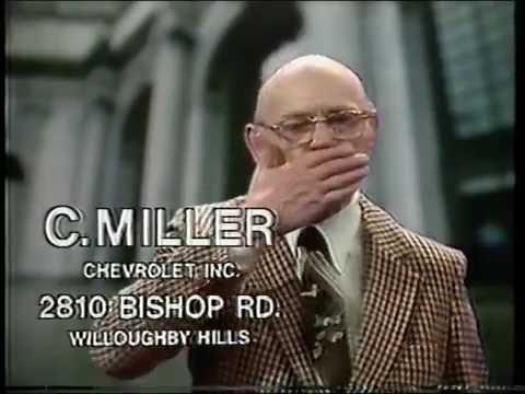C. Miller Chevrolet Commercial - YouTube
