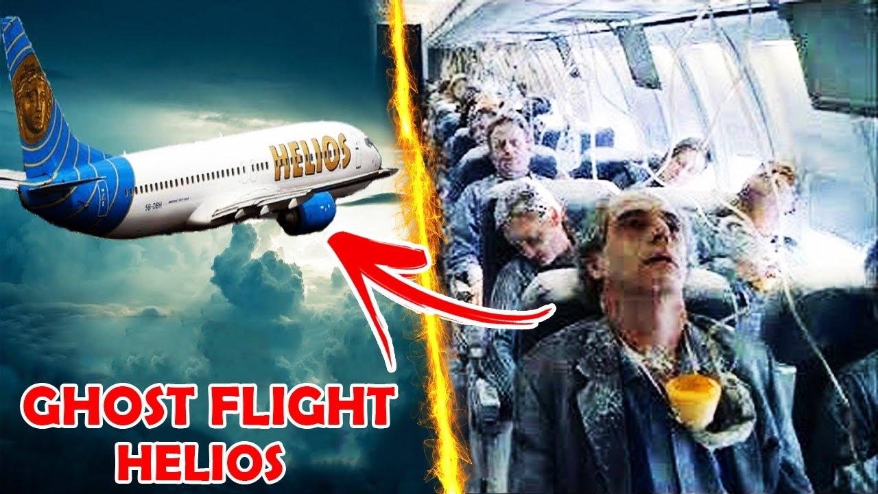 कमज़ोर दिल वाले ना देखें   जब 34000 फ़ीट पर अचानक प्लेन बिना पायलेट के चलने लगा   Helios Flight 522